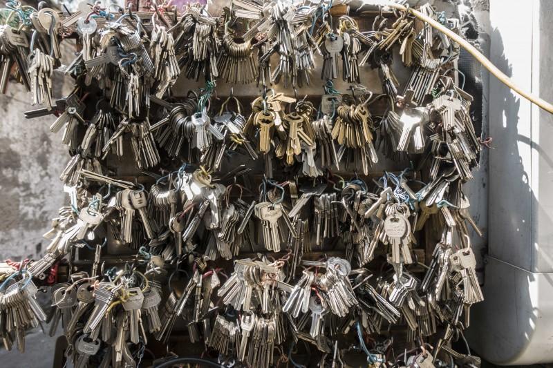 這個鎖匠拯救過68人性命,免費配置超過七萬把鑰匙