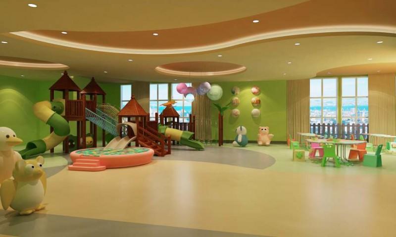 令人羨慕的的幼稚園兒童空間!究竟是如何打造出來的?!
